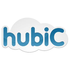 Picture of the hubiC Logo