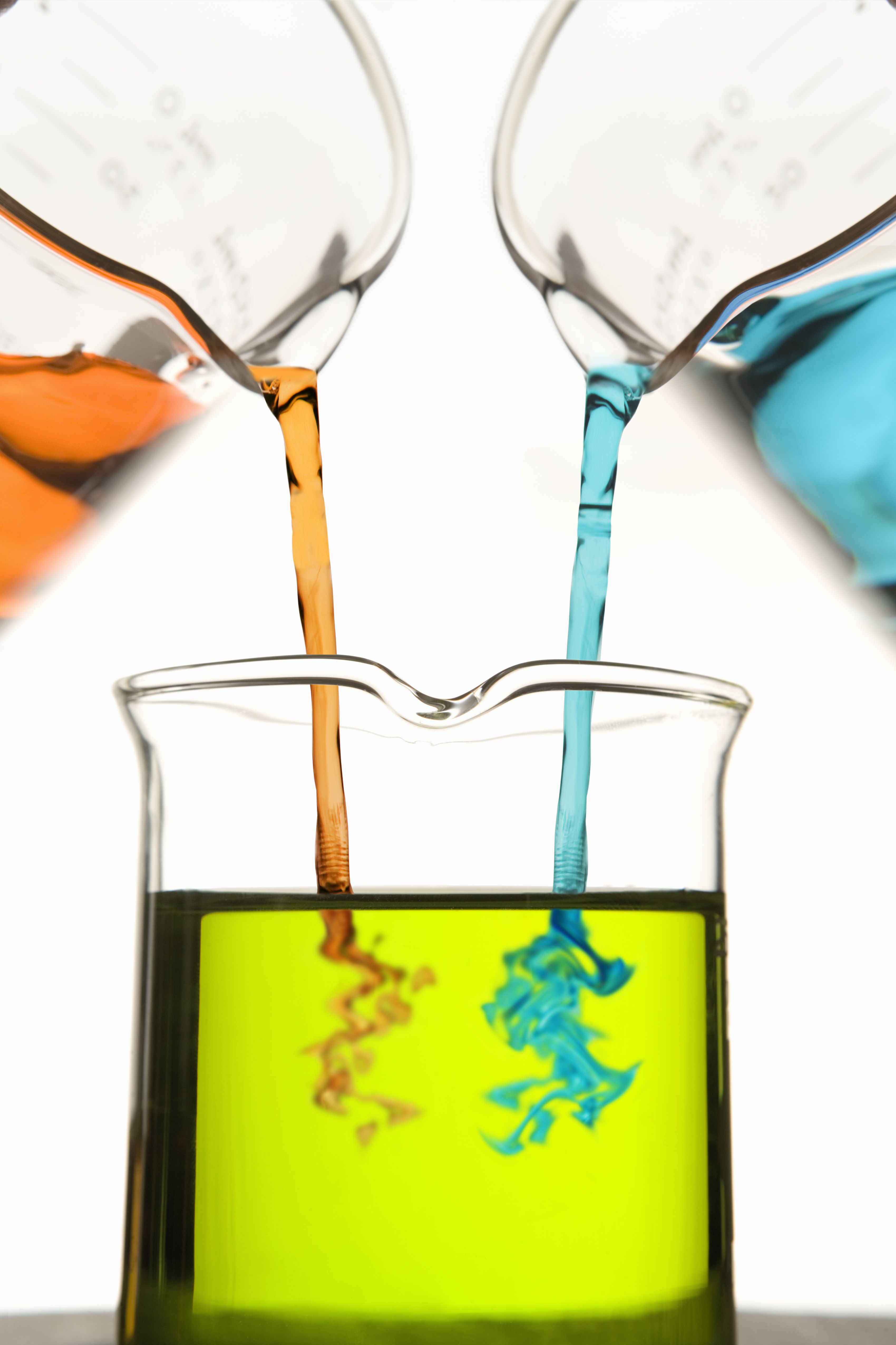 Miscibility Of Fluids In Chemistry