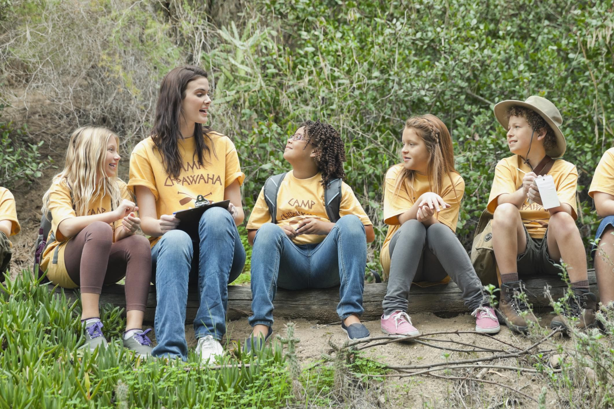 Top 9 Summer Camps For Ted Children