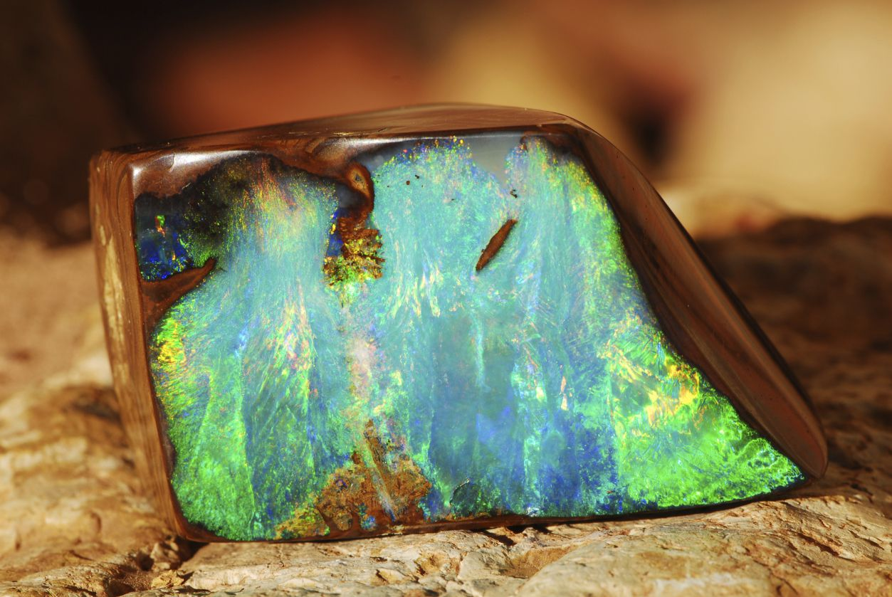Healing Benefits And Superstition Surrounding Opals