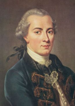 Ejemplo de eneatipo 1: Kant