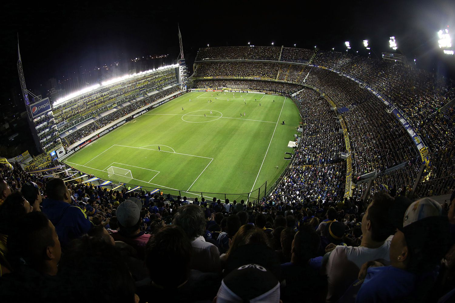 Tickets To A Boca Juniors Home Game In Buenos Aires