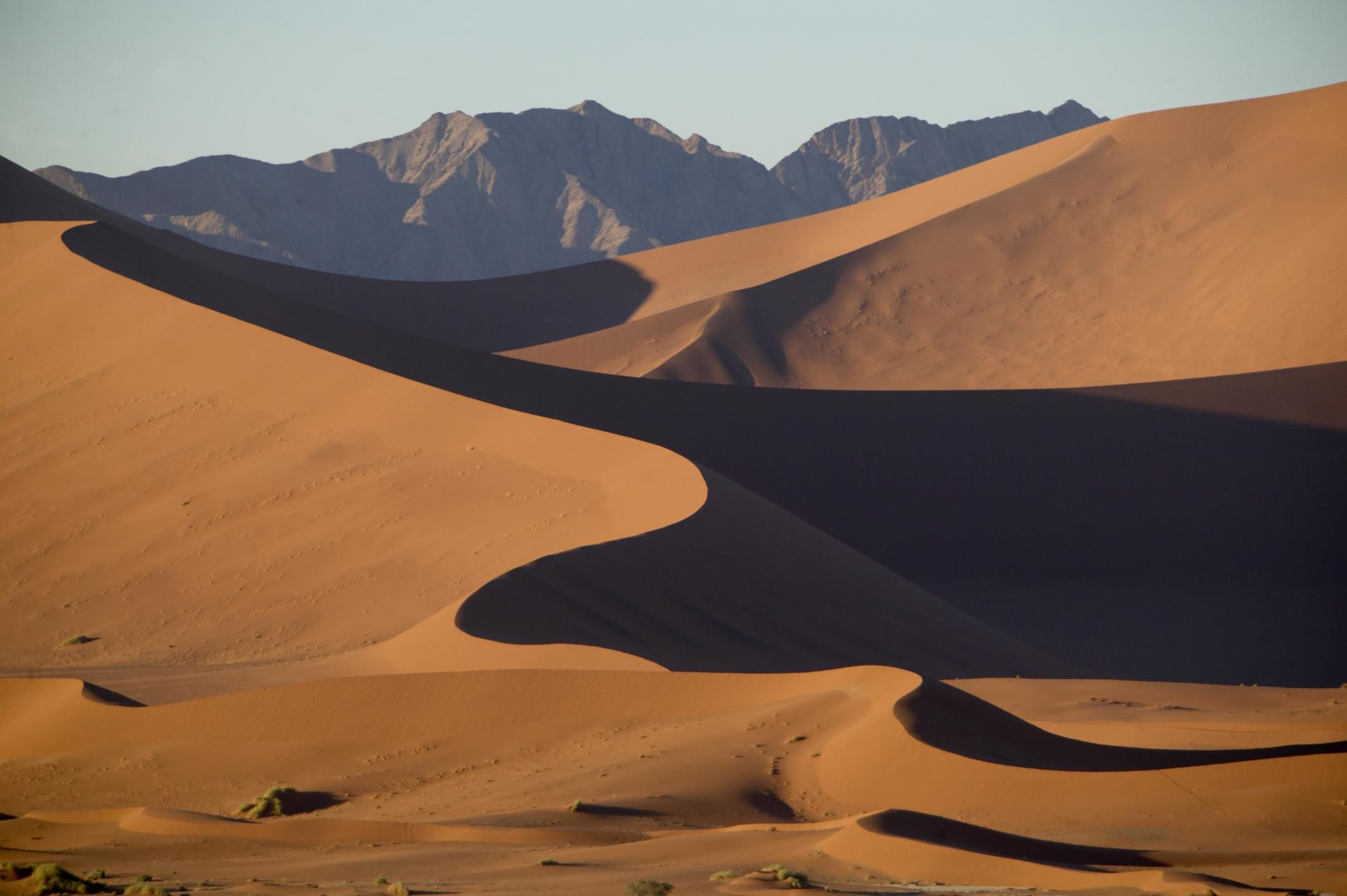 Sand Dunes Around The World