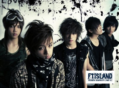 Discographie FTISLAND Colorful Sensibility Part 2