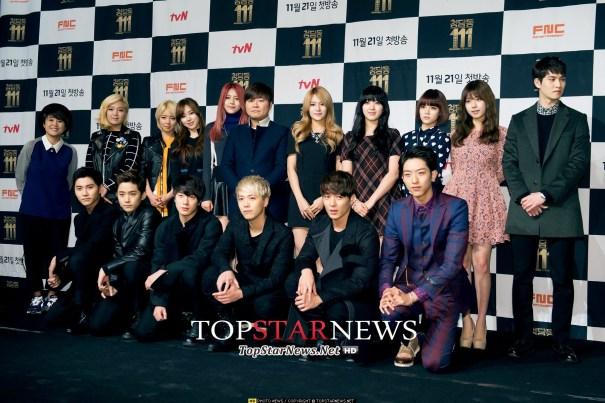 181113 - Conference de presse @ Cheongdamdong 111 01