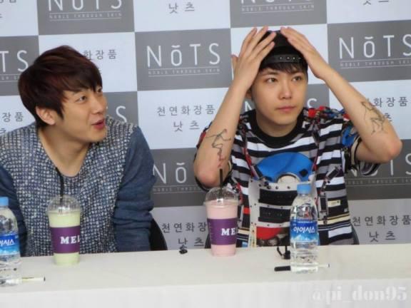 170514 - FTISLAND Fanmeeting @ Lotte Gwangju 19