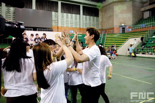 31.08.14 - ftisland athletics pri day 32