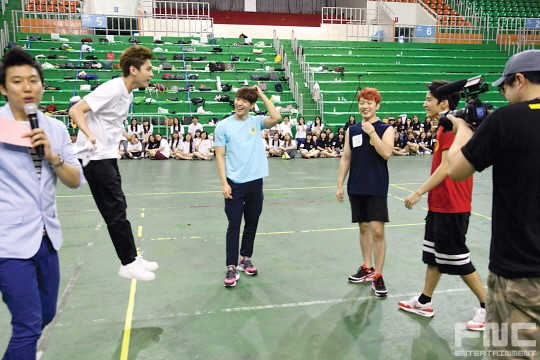31.08.14 - ftisland athletics pri day 33