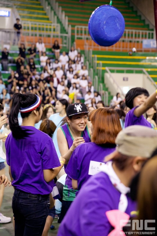 31.08.14 - ftisland athletics pri day 38