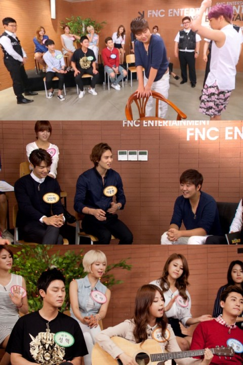 fnc in bed with boss show 2