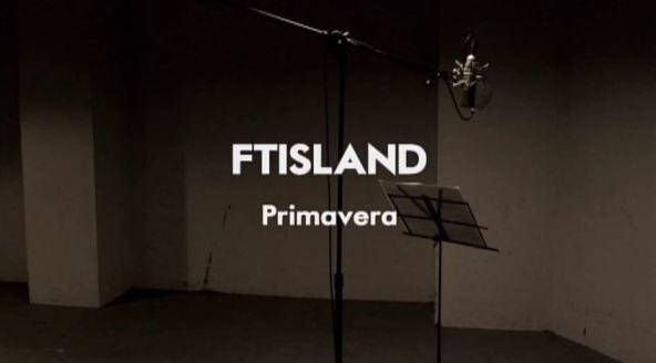 news video ftisland 5 go primavera music video