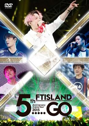 Photos ftisland arena tour 5 GO DVD version primadonna