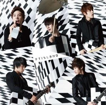 FTISLAND top_secret_tour_edition_ japon single