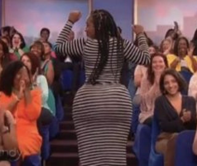 Ms Alottabootie Goes Viral Twerking On The Wendy Williams Show Forthebros Pics Vid