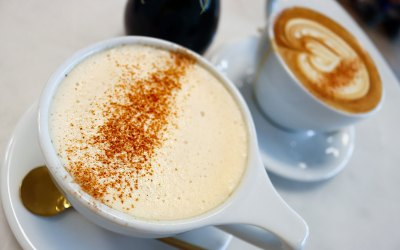 Recipe: Reverie Coffeehouse Pumpkin Spice Chai Tea Latte