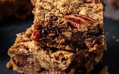 Recipe: Nestle Chocolate & Brown Butter Blondies