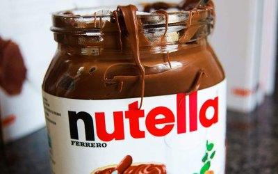 Recipe: Chocolate Nutella Twists