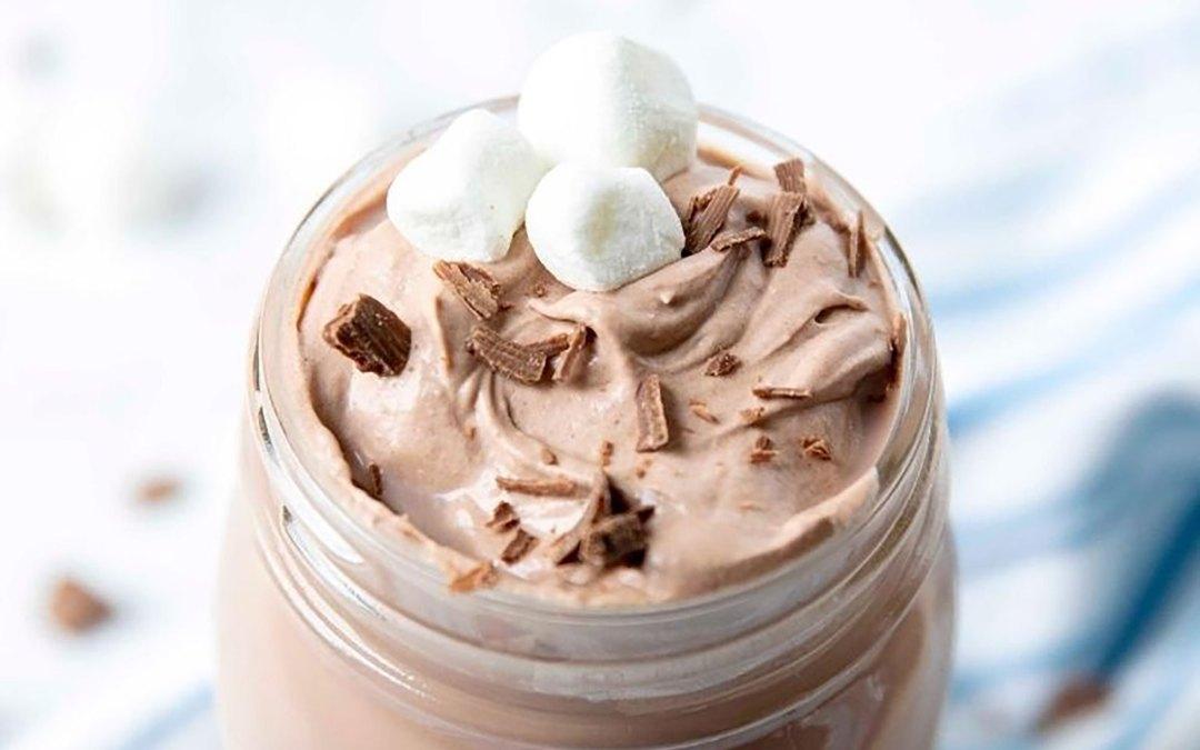 Recipe: Whipped Hot Chocolate