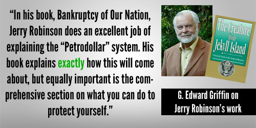 Preparing for the Collapse of the Petrodollar System