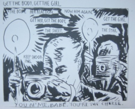 pettibon first person c