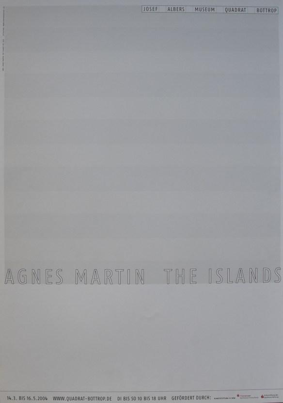 martin islands poster a