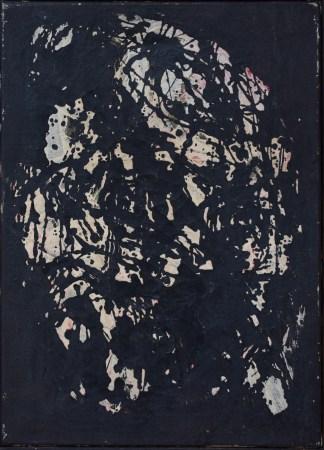 Jan Cremer /Peinture