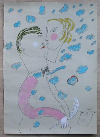 Jean-Paul Franssens / Love couple