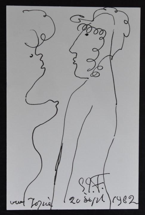 fieret drawing a