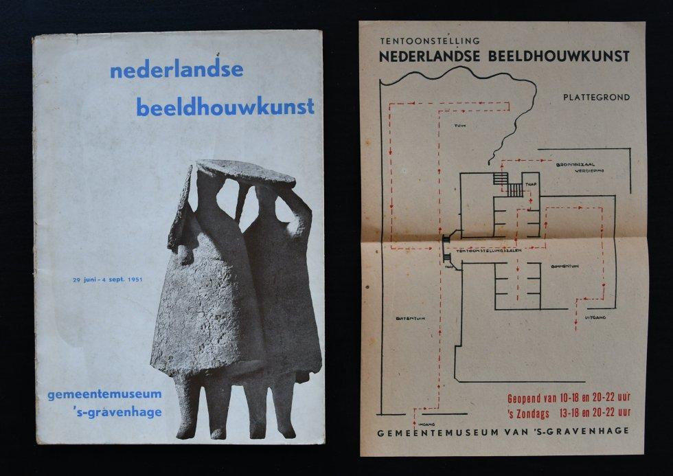 nederlandse beeldhouwkunst a