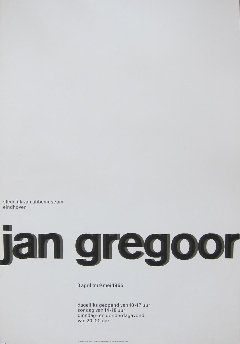 gregoor a