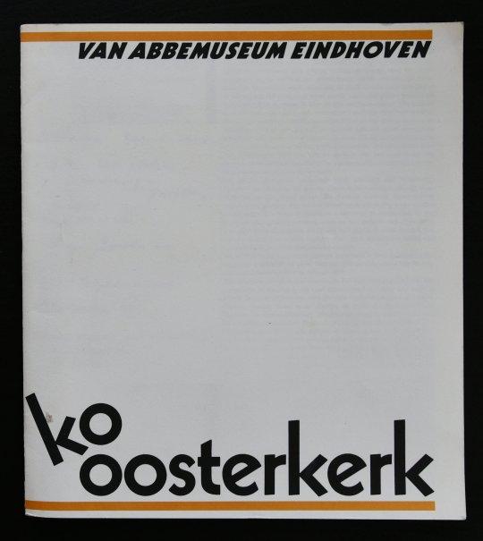 oosterkerk abbemuseum