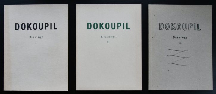 dokoupil 3 volumes