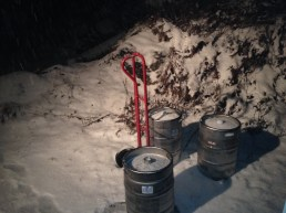 Plenty of Cold Beer!