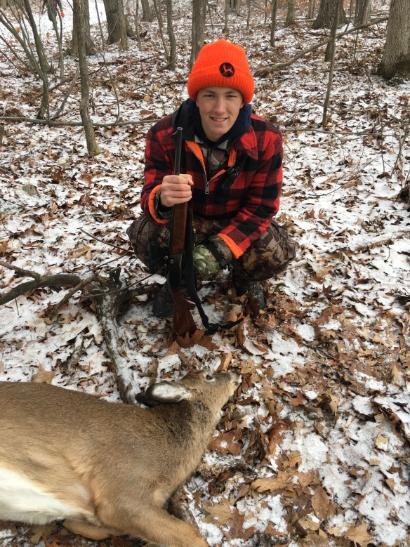 Junior's Button Buck