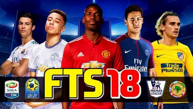 Download FTS 18 APK OBB and Data File