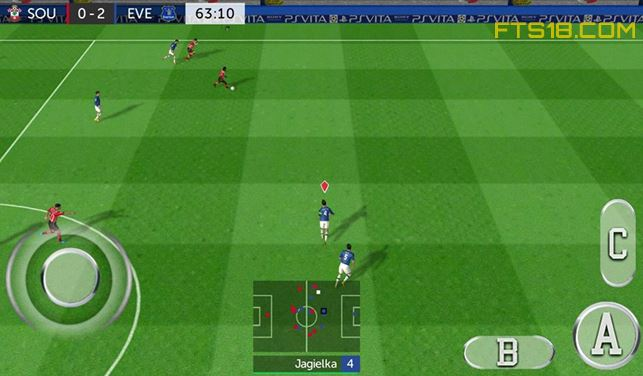 First Touch Soccer 2018 for iPhone