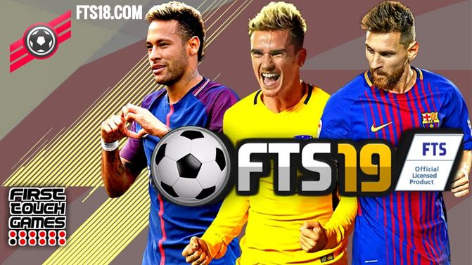 First Touch Soccer 2019 (FTS 19 APK)