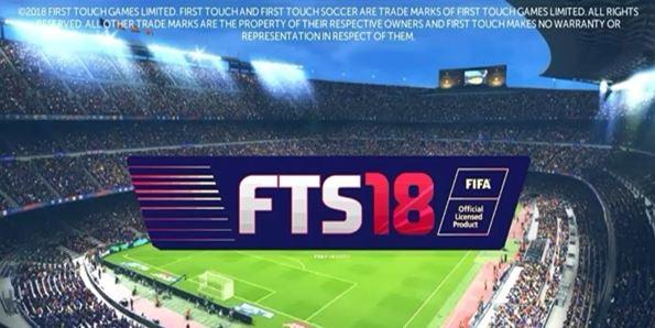 FTS 18 Mod Apk Download