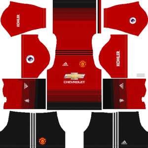 promo code da31f d8fd9 FTS 18 Kits & Logos - Real Madrid, Barcelona & Premier ...