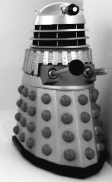 EXTERMINATE! A Dalek!