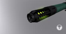Green Goblin Pommel Plug