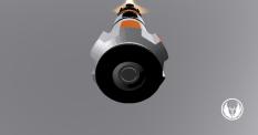 BB-8 Hilt Pommel 2