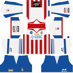 Blue Shorts Addition 2019