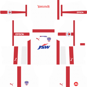 Bengaluru FC Away Kit 2019