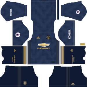 Manchester UnitedThird Kit 2019