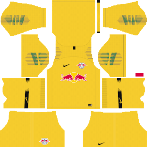 RB Leipzig Goalkeeper Away Kit 2019