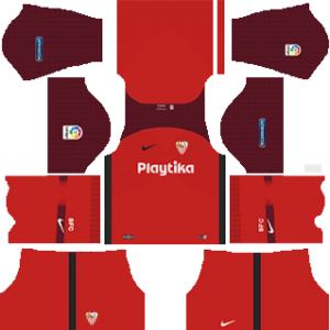 Sevilla FC Away Kit 2019