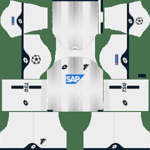 TSG Hoffenheim UCL Away Kit