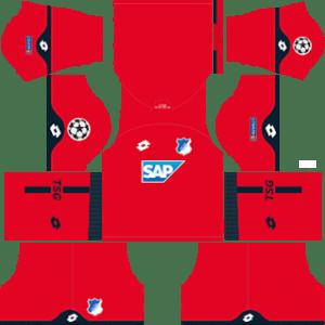TSG Hoffenheim UCL Goalkeeper Away Kit