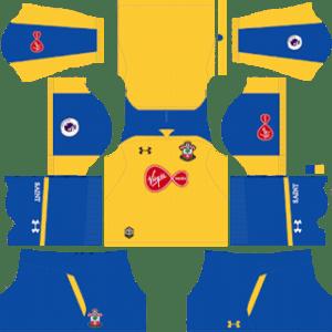Southampton FC Away Kit 2019